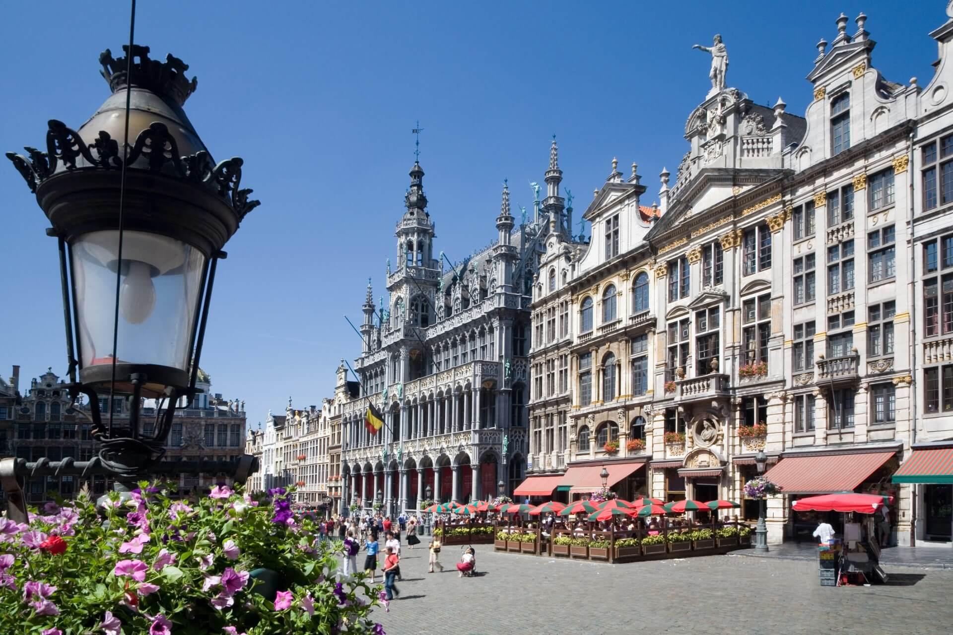 The Grand Palace (Grote Markt)